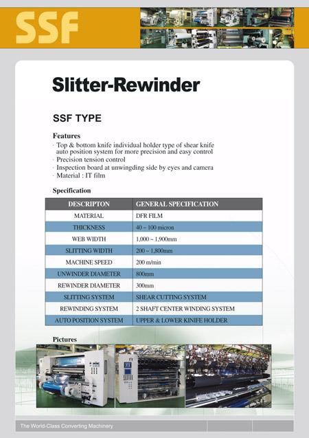 PROTEM Plastic Film SSF 1